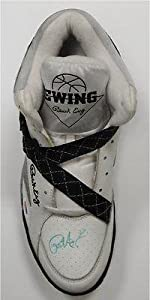 Patrick Ewing Hand Signed Autographed Single Signed Shoe New York Knicks - PSA DNA... by Sports Memorabilia