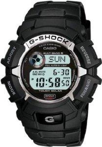 Casio G Shock Digital Dial Black Resin Mens Watch G2310R-1CR from Casio