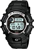 Casio G Shock Digital Dial Black Resin Mens Watch G2310R-1CR image