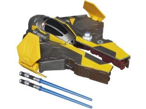 Star Wars 30891 Star Wars Transformers Anakin Skywalker zu Jedi Starfighter als Geschenk