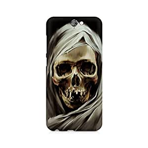 Mobicture Skull Abstract Premium Printed Case For HTC One A9