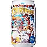 【期間限定】キリン カリブーン トロピカルスノー ラムwithヨーグルトテイスト 350ml×24缶(1ケース)