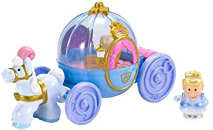 Fisher-Price Little People Disney Cinderella's Coach