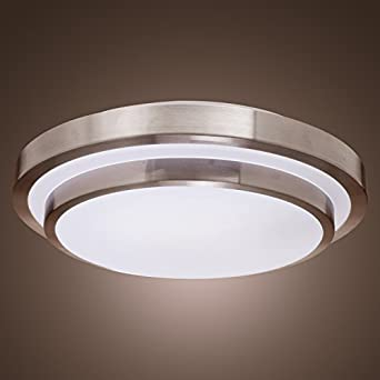 Lightinthebox Home Office White Flush Mount in Round Shape