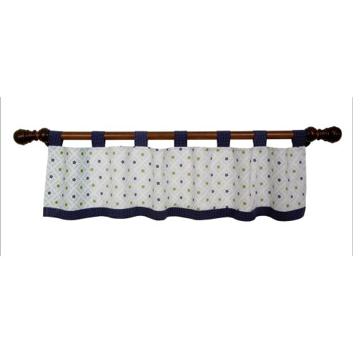 Lambs & Ivy Jumbo Window Valance