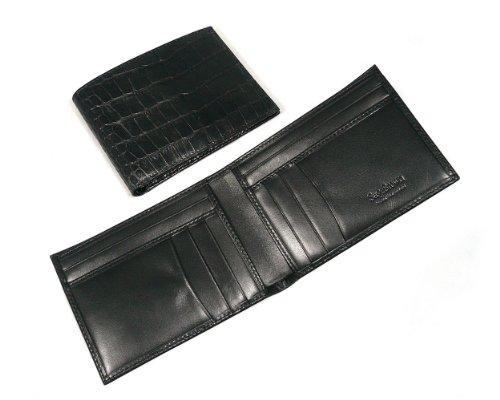 Sage Brown Genuine Leather Vertical Card Wallet