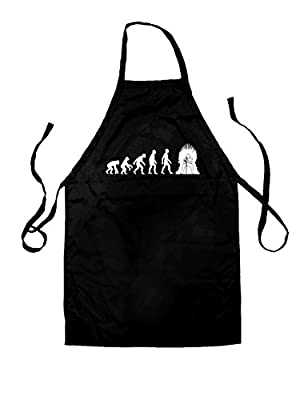 Evolution Iron Throne - Unisex Fit Adult Apron - 8 Colours