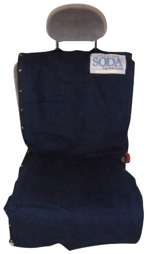 Soaked Or Dirty Athletes (Soda) Car Seat Cover - Absorbent, Waterproof, Machine Wash/Dry, Bucket Or Bench Seat, Usa Made