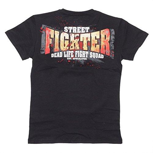 Mafia & Crime T-Shirt Criminal Worldwide, Farbe:black;Größe:S