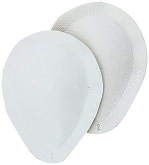 Almohadillas Pedag Drop para corregir el arco del metatarsiano para levantar y formarlo. de cuero, Medium M5-7
