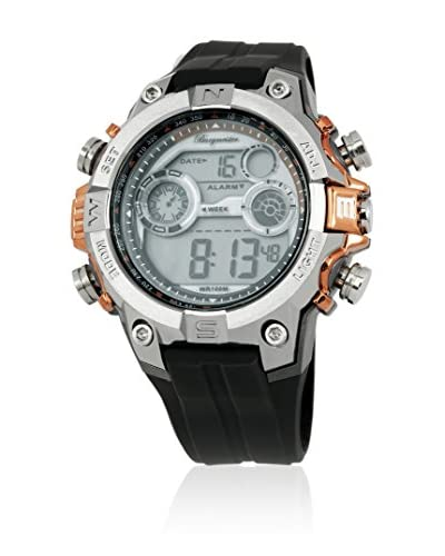 Burgmeister Reloj de cuarzo Digital Power BM800-112B Negro 47 mm