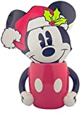 Disney Character Mickey Mouse 10oz Ceramic Coffee Mug with Arm Handles