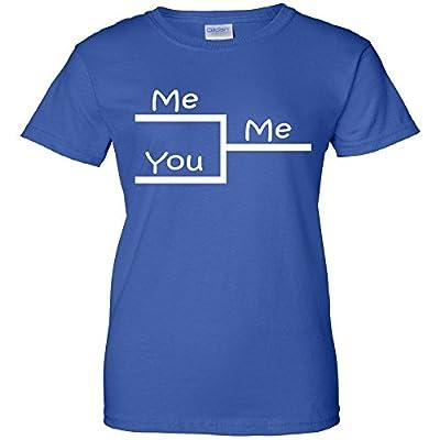 March Me You Bracket I am Better Win Madness Women's T-Shirt