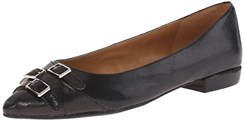 Nine West Women's Logical Leather Ballet Flat