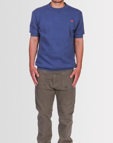Kear and Ku Mens Nyc Sweatshirt Blue : Blue - M