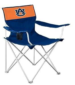 Buy NCAA Auburn Tigers Folding Canvas Chair by Logo