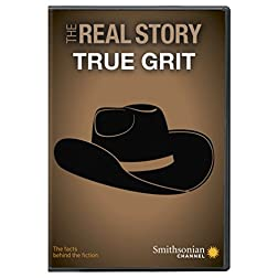 Smithsonian: The Real Story: True Grit DVD