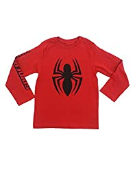 Snoby Boys full sleeves T-shirt-Red(SBY981)