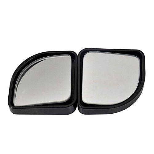 High-grade Car Blind Spot Mirror 50x50 mm Black (Decepticon Car Emblem Green compare prices)