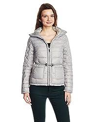 GAS Women's Down Jacket (83023_Aluminum_42)