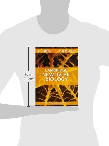 Collins Cambridge IGCSE - Cambridge IGCSE Biology Student Book