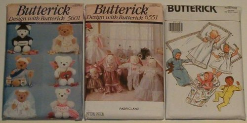 Butterick Craft Patterns front-1063524