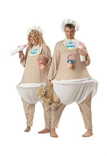 Adult Men Funny Cry Baby Halloween Couple Costume Most Viewed (Hilarious Halloween Costumes For Couples)