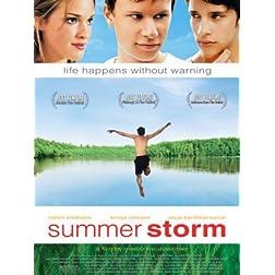 Summer Storm (English Subtitled)