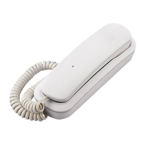 VTech CD1103W Corded Phone, White, 1 Handset
