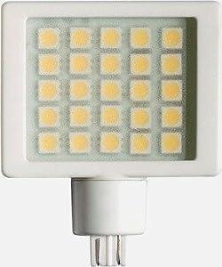 Green LongLife 5050136 LED Replacement Light Bulb 921/T15 Wedge base 340 Lumens 12v