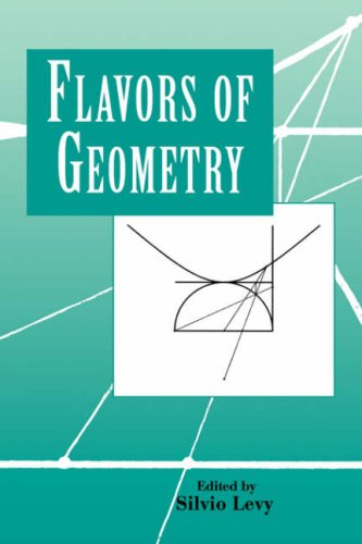 Flavors of Geometry