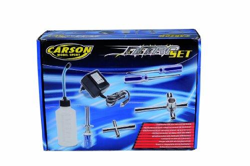 Carson-500905082-Nitroset-Zubehr-fr-Verbrennerfahrzeuge