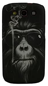 Parallel Universe Glow in the Dark ( radium ) Dope Monkey backcover for Samsung Galaxy S3/S3 Neo