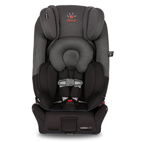 diono radian rxt all in one convertible car seat black mist autos post. Black Bedroom Furniture Sets. Home Design Ideas