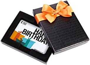 Amazon.co.uk Gift Box - £50 (Birthday)