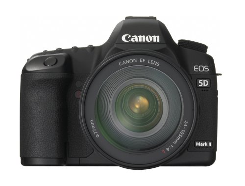 Canon EOS 5D Mark II (with 24-105mm IS Lens)