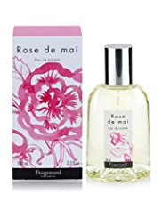 Fragonard Rose de Mai Eau de Toilette 100ml
