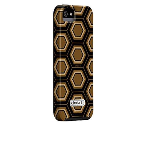 case-mate-cmimmci4v003015-cover-per-iphone-4-4s-di-apple-motivo-guscio-di-tartaruga-di-cinda-b-vibe