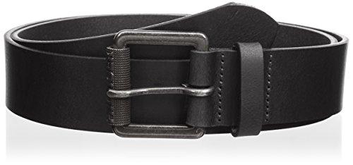 Tommy Hilfiger Original Tommy Belt - Cinturón para hombre, Negro (TOMMY BLACK 078), 38 cm