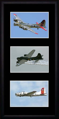 Boeing B17 Flying Fortress Framed Photographs