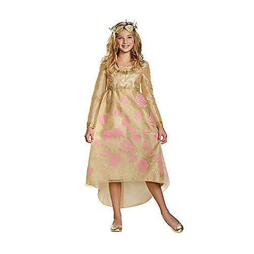 Shindigz Halloween Costumes Accessories Aurora Coronation Gown Deluxe Size 4-6x