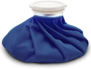 AZMED Ice Bag - Hot and Cold Reusable Pack 9 inch - Blue Color