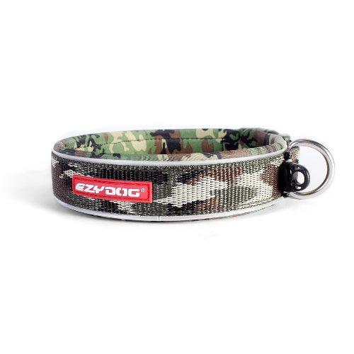 EzyDog Neo collare di cane, Medium (39-44 cm), Camouflage