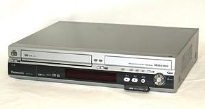 Panasonic パナソニック DMR-EH73V-S シルバー DVDビデオレコーダー(HDD内蔵VHSビデオ一体型)(HDD/DVD/VHSレコーダー) HDD:200GB 地デジチューナー非搭載