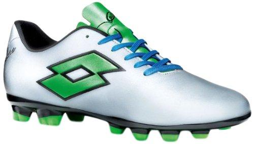lotto-sport-solista-tx-chaussures-de-football-homme-gris-grau-mt-sil-mngrn-41-eu