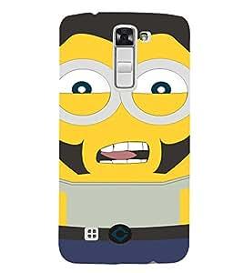 EPICCASE Movie Star Minion Mobile Back Case Cover For LG K10 (Designer Case)