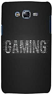 Printswag 3D-PS-SAMJ7-D354 Back Cover for Samsung Galaxy J7