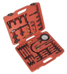 Sealey VSE3155 - Petrol  &  Diesel Master Compression Test Kit