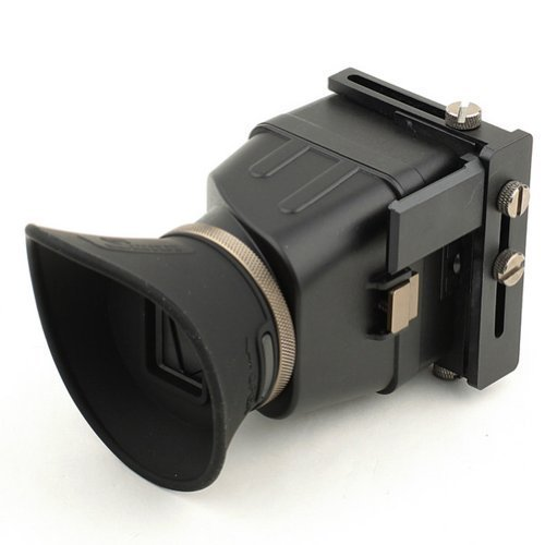 X Magnification LCD Viewfinder Loupe, Eye-Shutter, 1:1