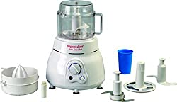 Signora Care Daily Collection 650 Watts Atta Kneader/Food Processor-White